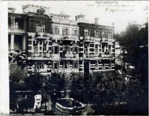 дом дружинина в начале ХХ века