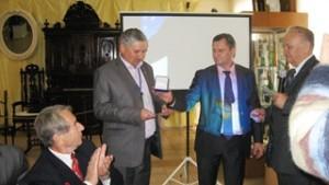 На конференции, посвященной 125-летию Ф.А. Цандера