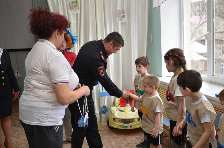 Детский сад коррекционный ульяновск