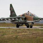 ПИЛОТОВ РАЗБИВШЕГОСЯ ШТУРМОВИКА СУ-25УБ НАШЛИ ПОГИБШИМИ(18+)