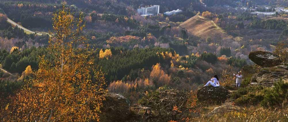 Вид с высоты Олимпийского комплекса. Фото Юрия ЖВАНКО.