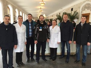 Министр природных ресурсов и экологии РФ посетил Кисловодск и национальный парк